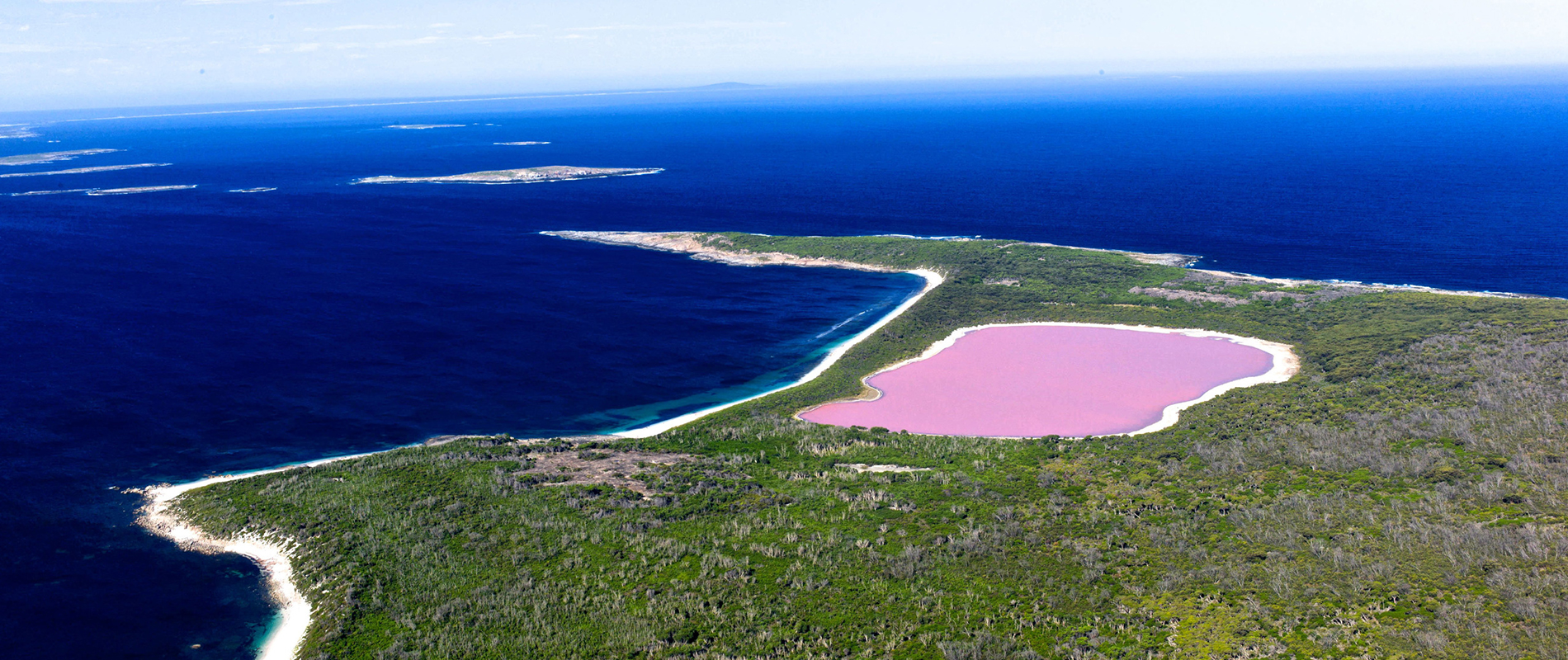 Lake Hillier, The Mystery of the Pink Lake