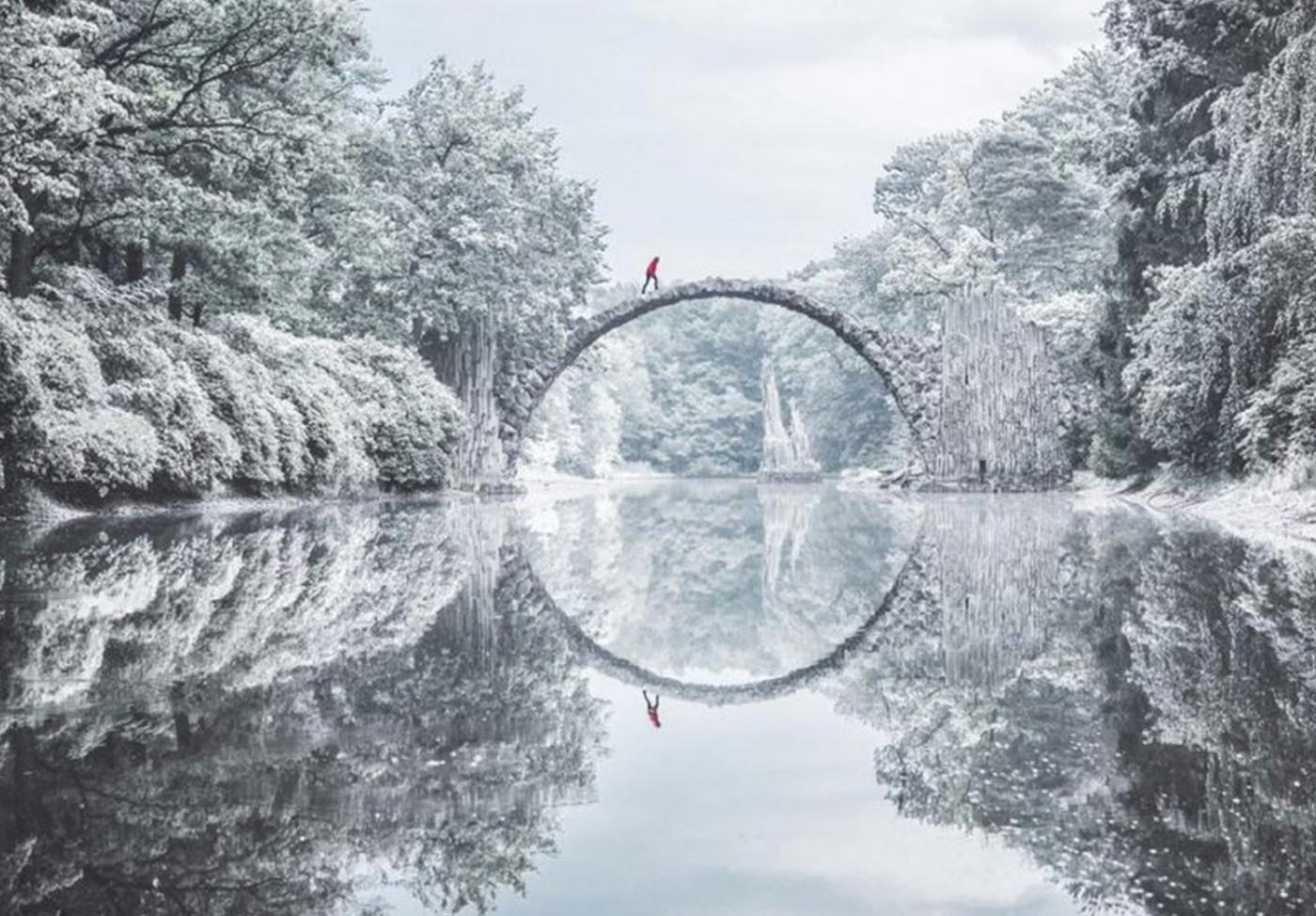 Rakotz-Bridge-Gablenz-Germania