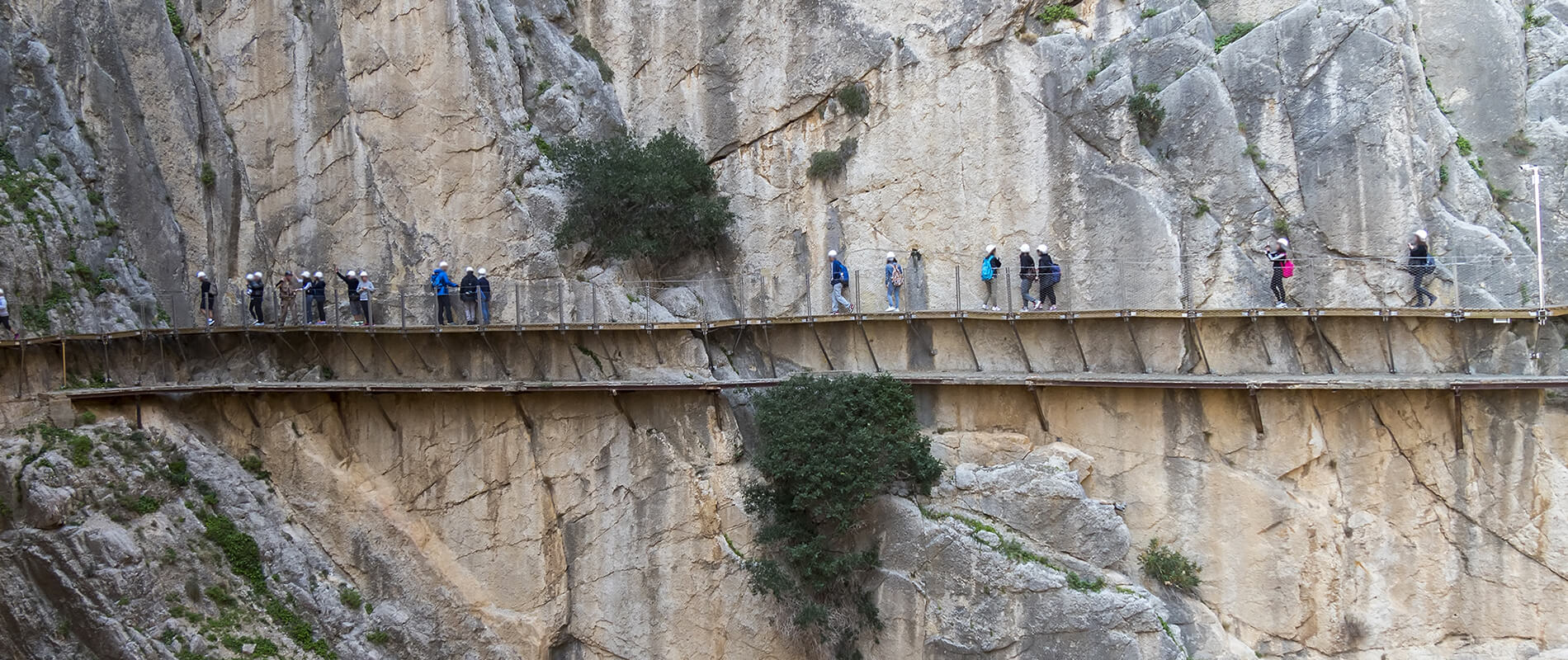 Caminito del Rey, the Most Dangerous Path in the World