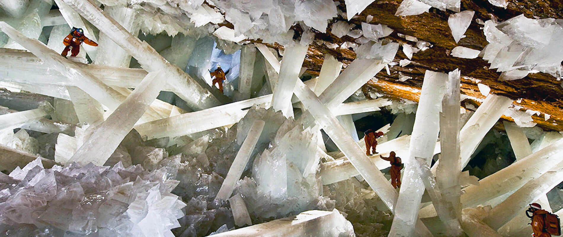 Naica Mine, Cave of Crystal Giants