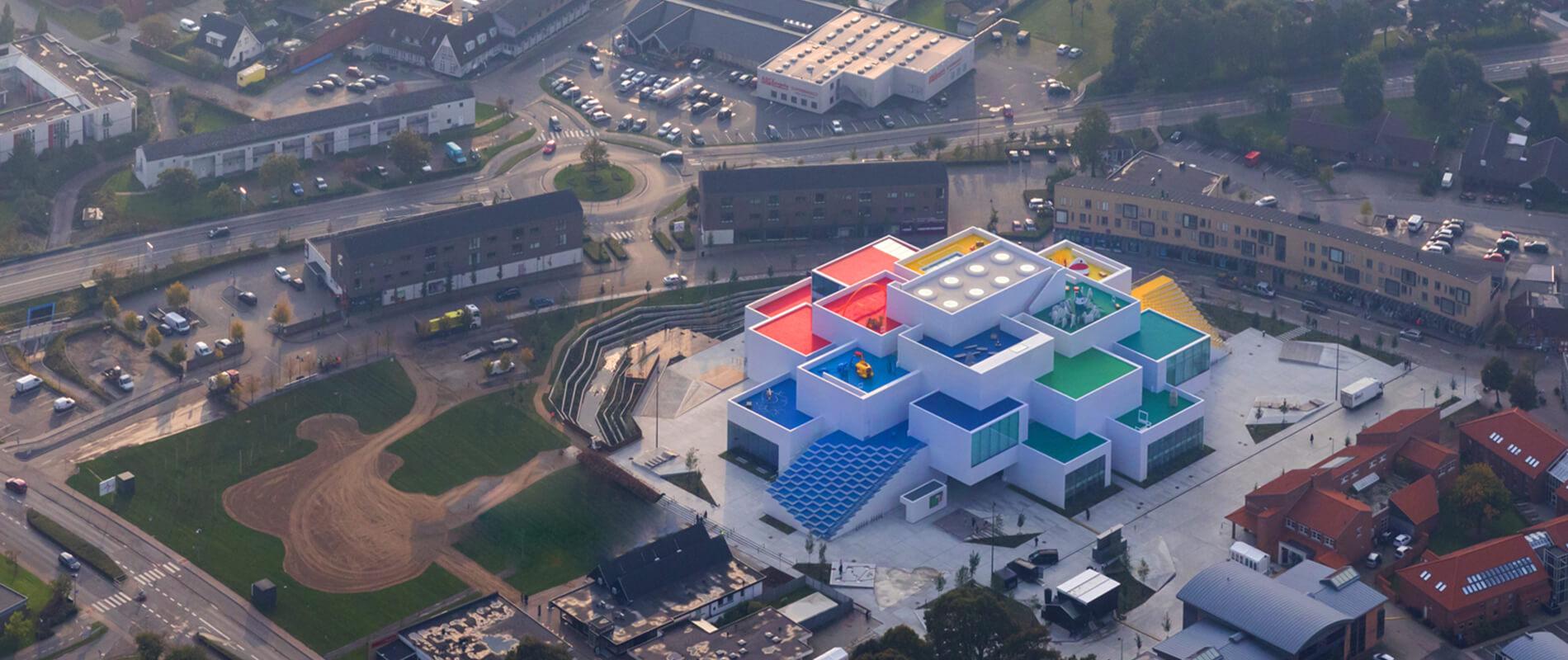 Lego House, la casa dei mattoncini colorati più celebri del mondo