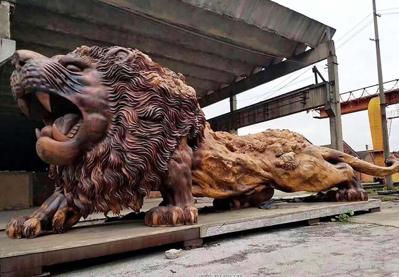 Oriental-Lion-Wuhan-Cina