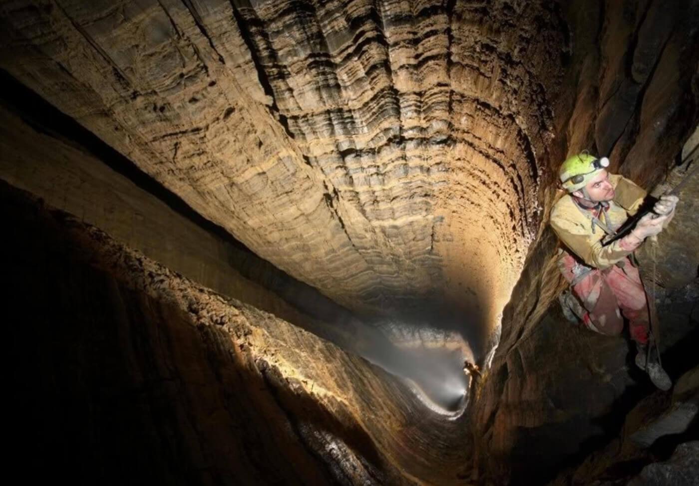 Grotta-Krubera-Georgia