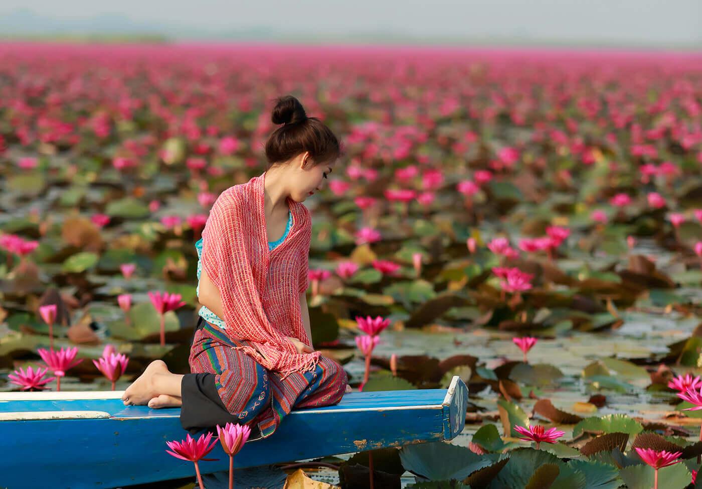 Nong-Han-Kumphawapi-Lake-Thailandia