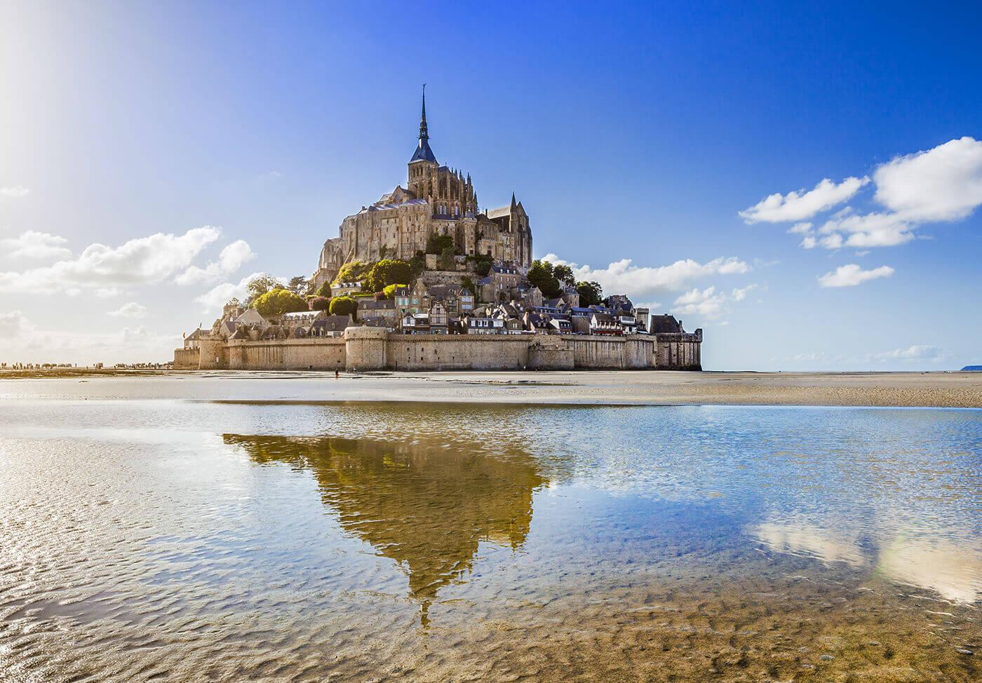 Mont-Saint-Michel-Francia