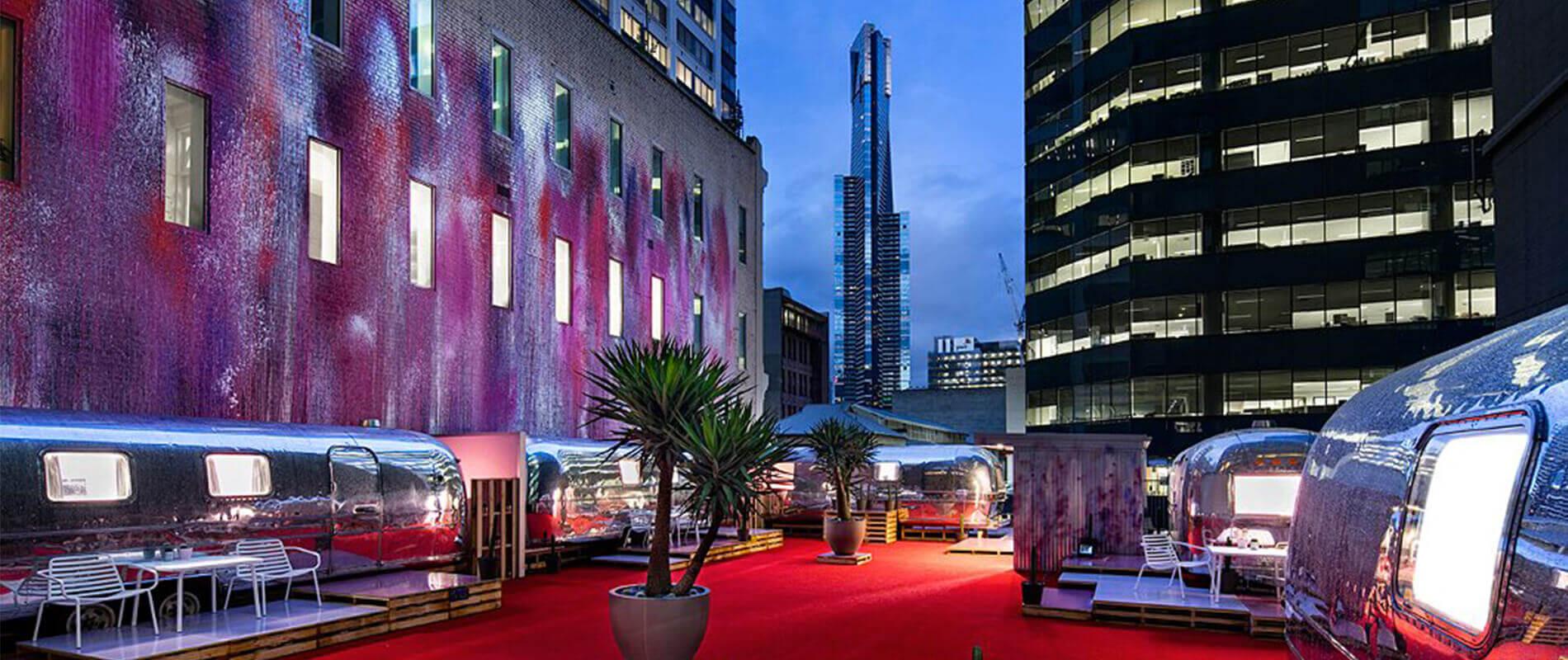 Notel, l'eccentrico hotel di Melbourne