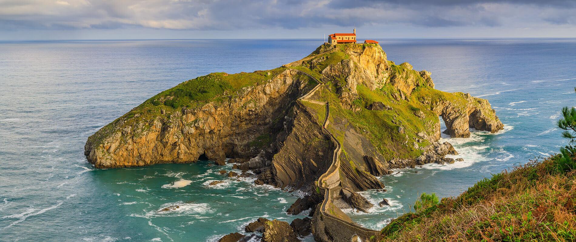 San Juan de Gaztelugatxe, a Breathtaking Ocean Pathway