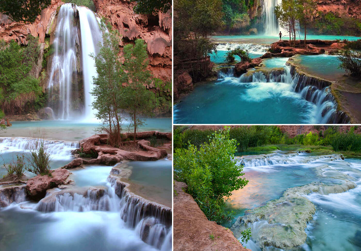 MyBestPlace - Havasu Falls, the Jewel Hidden in the Havasupai Indian  Reservation