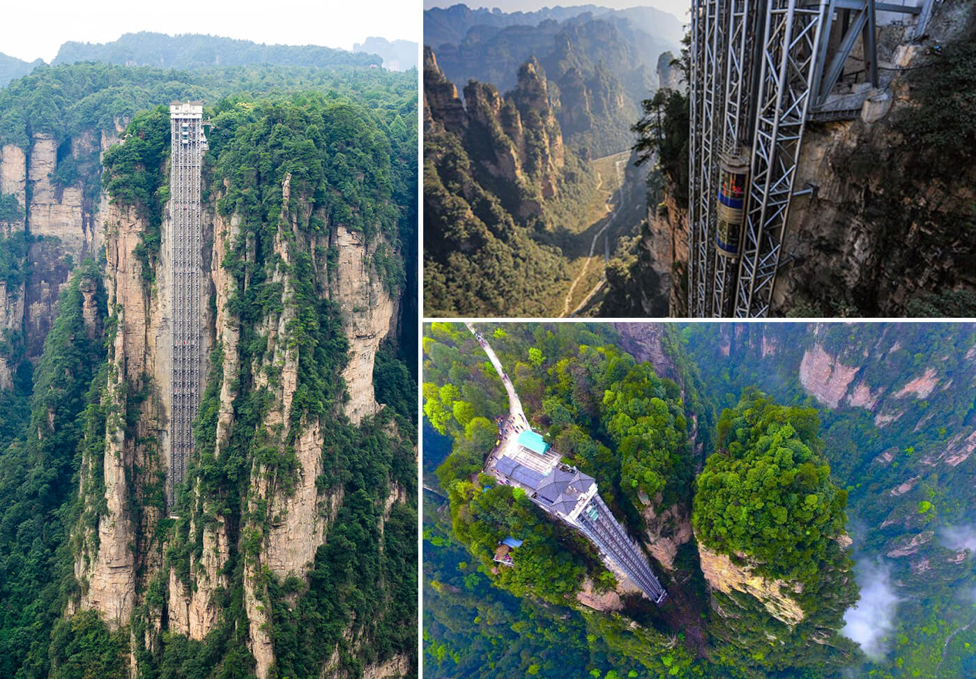 Bailong-Elevator-China
