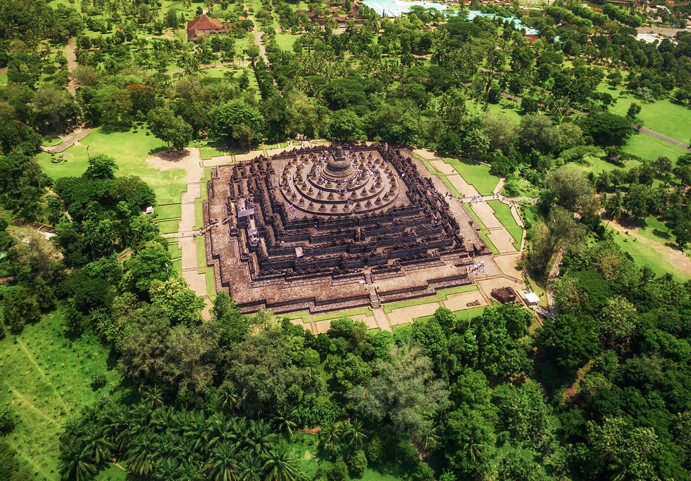 Borobudur-Giava-Indonesia