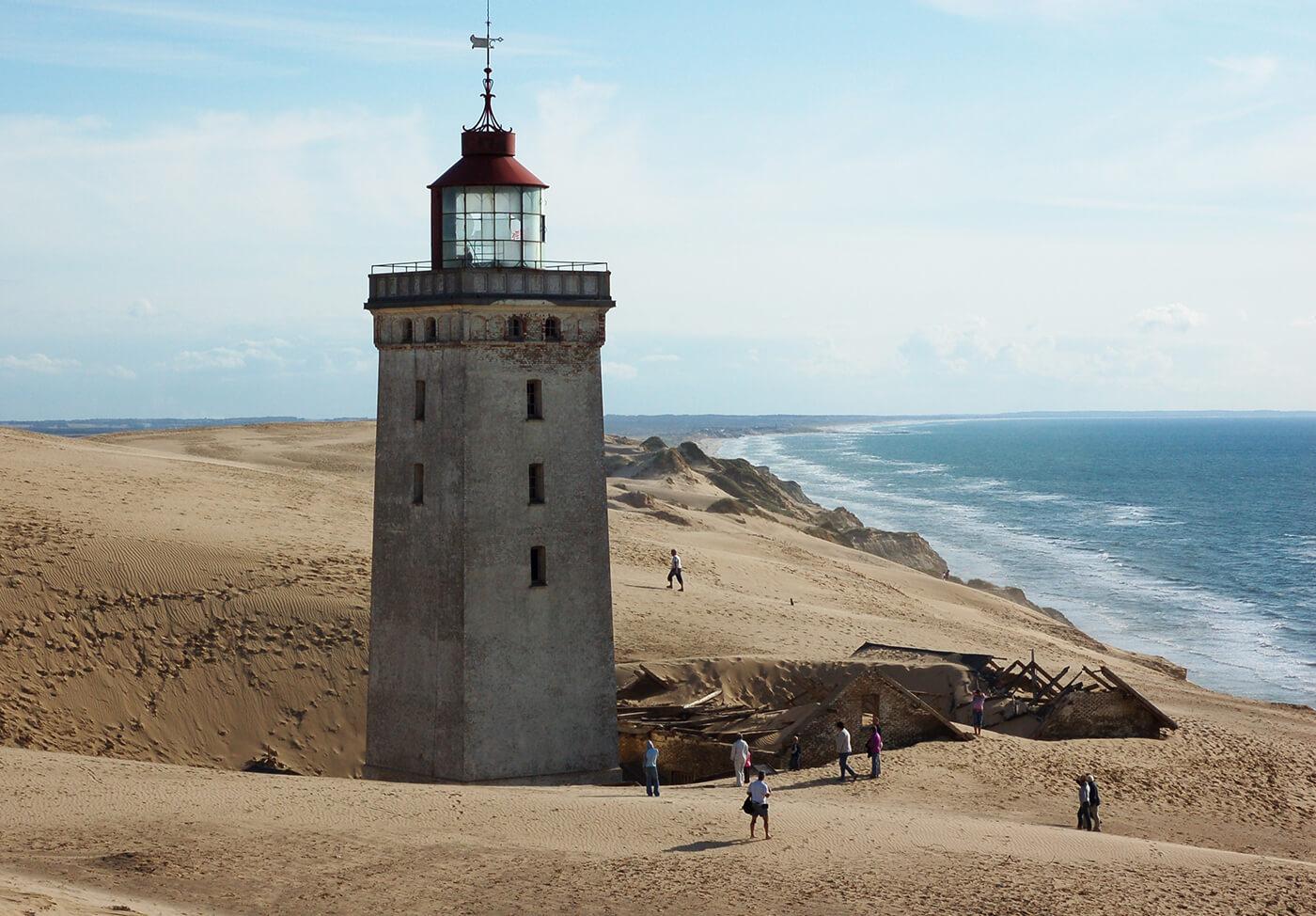Faro-Rubjerg-Knude-Danimarca