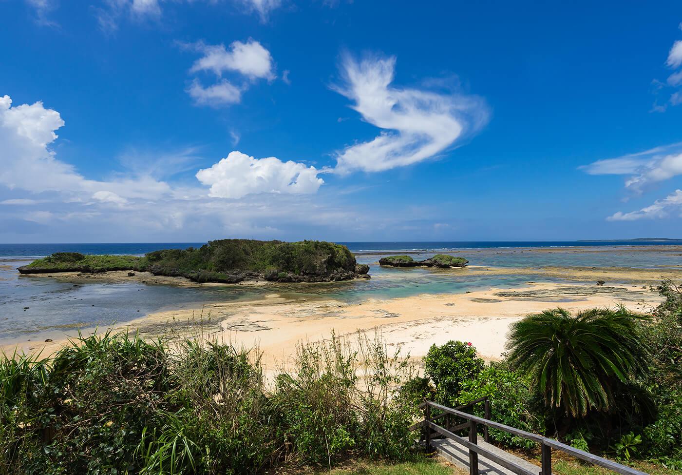 Hoshizuna-no-Hama-Beach-Okinawa