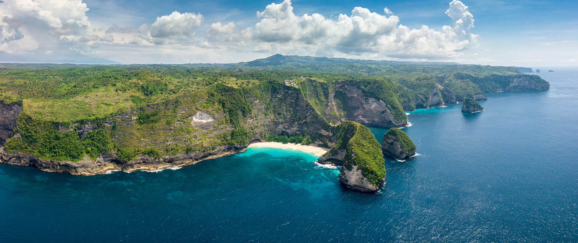 Nusa Penida, the most pristine island of Indonesia