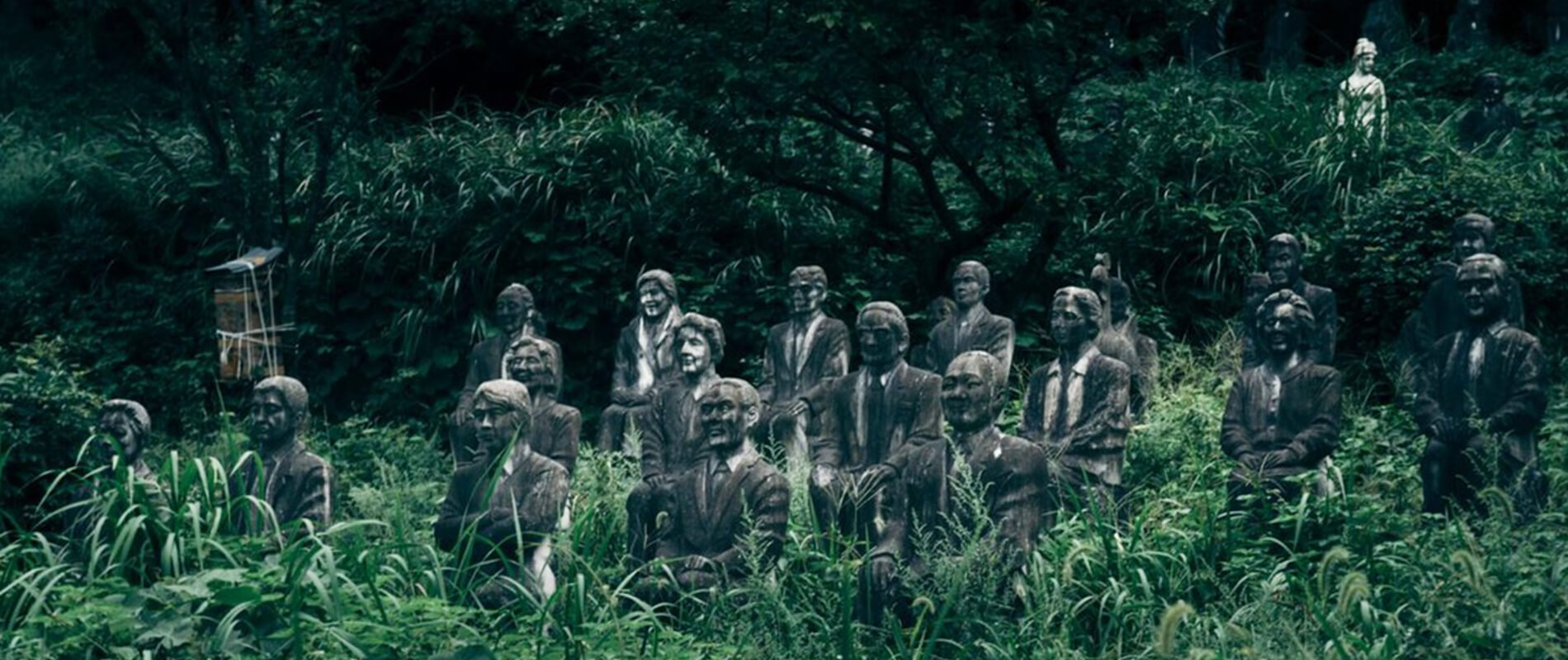 Fureai Sekibutsu no Sato, lo spettrale parco giapponese