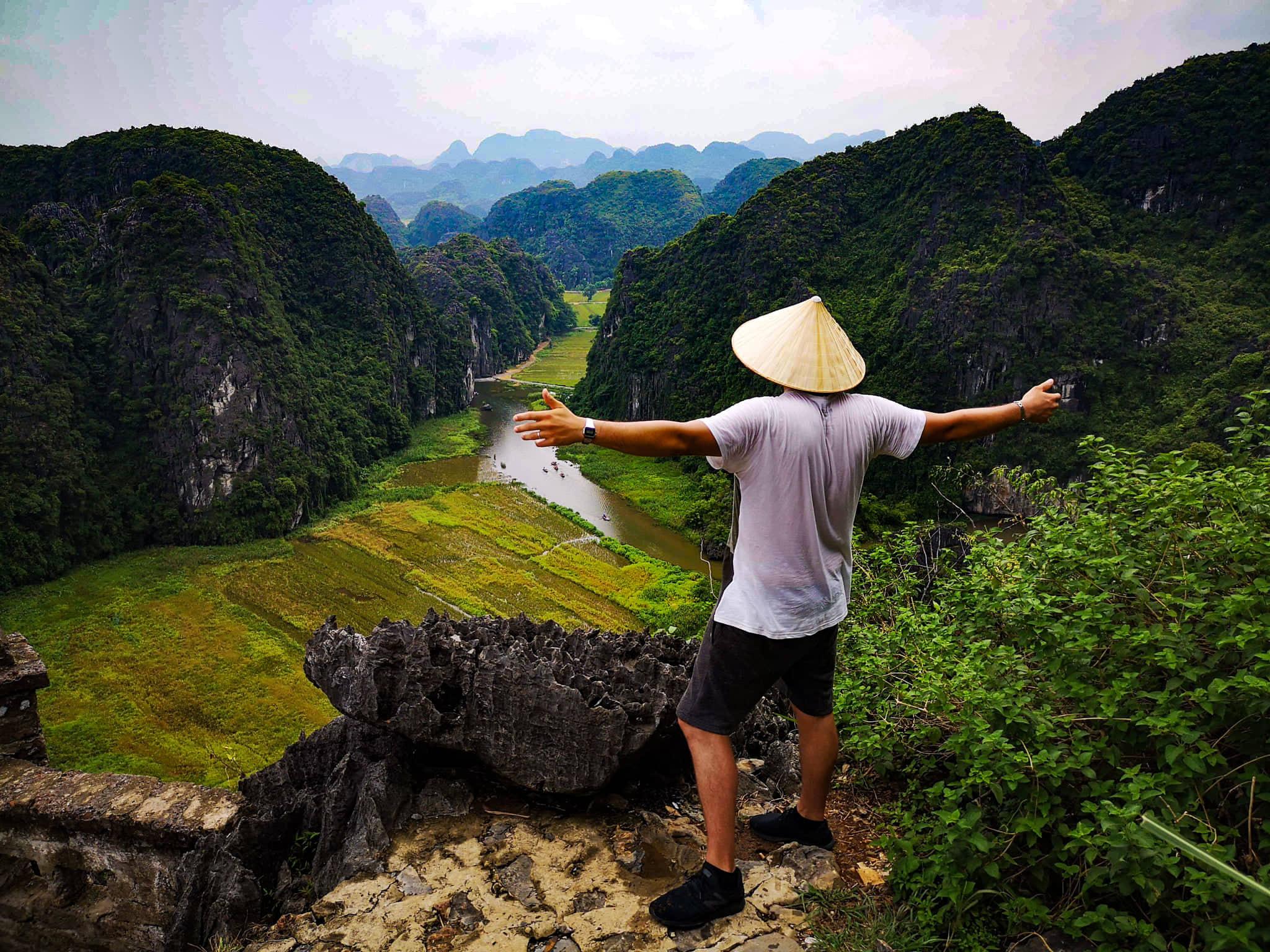"La ""Halong Bay terrestre"": Ninh Binh"
