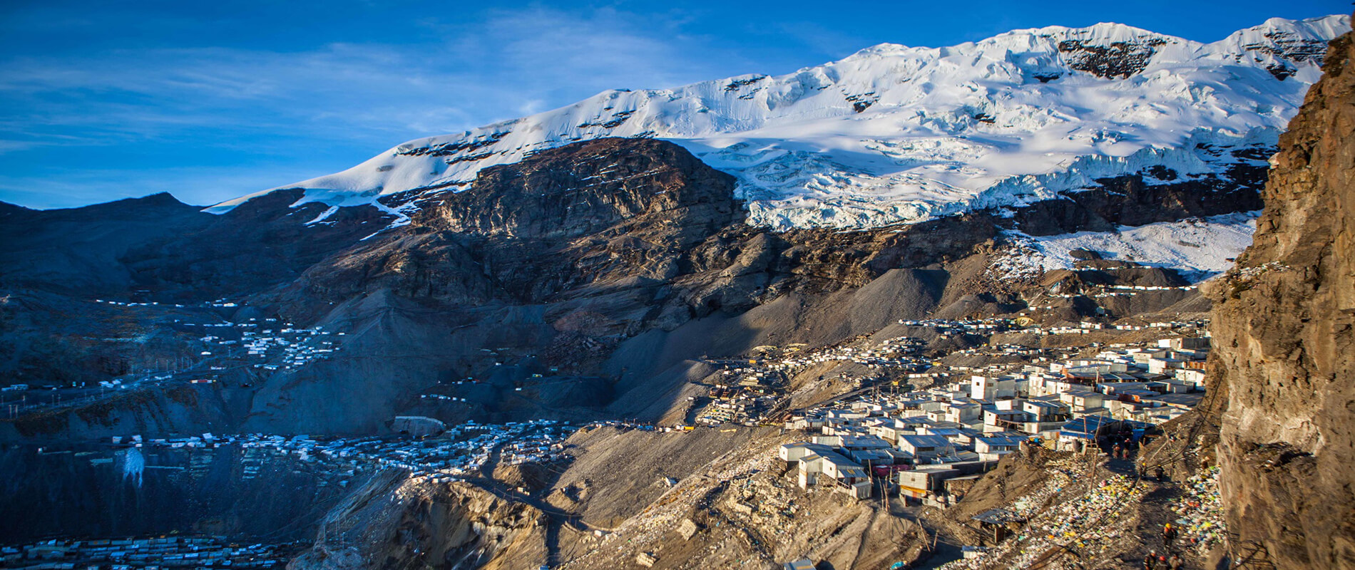 La Rinconada, one of the most hellish places on the planet
