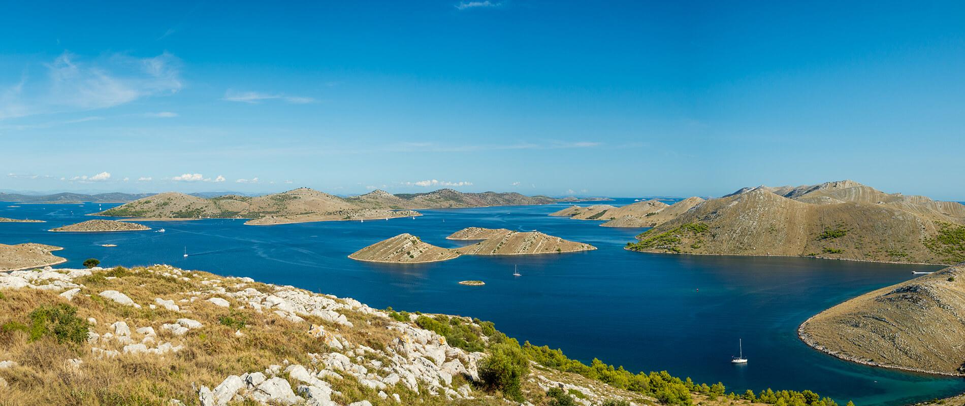 Isole Incoronate, perle incontaminate al largo della Dalmazia