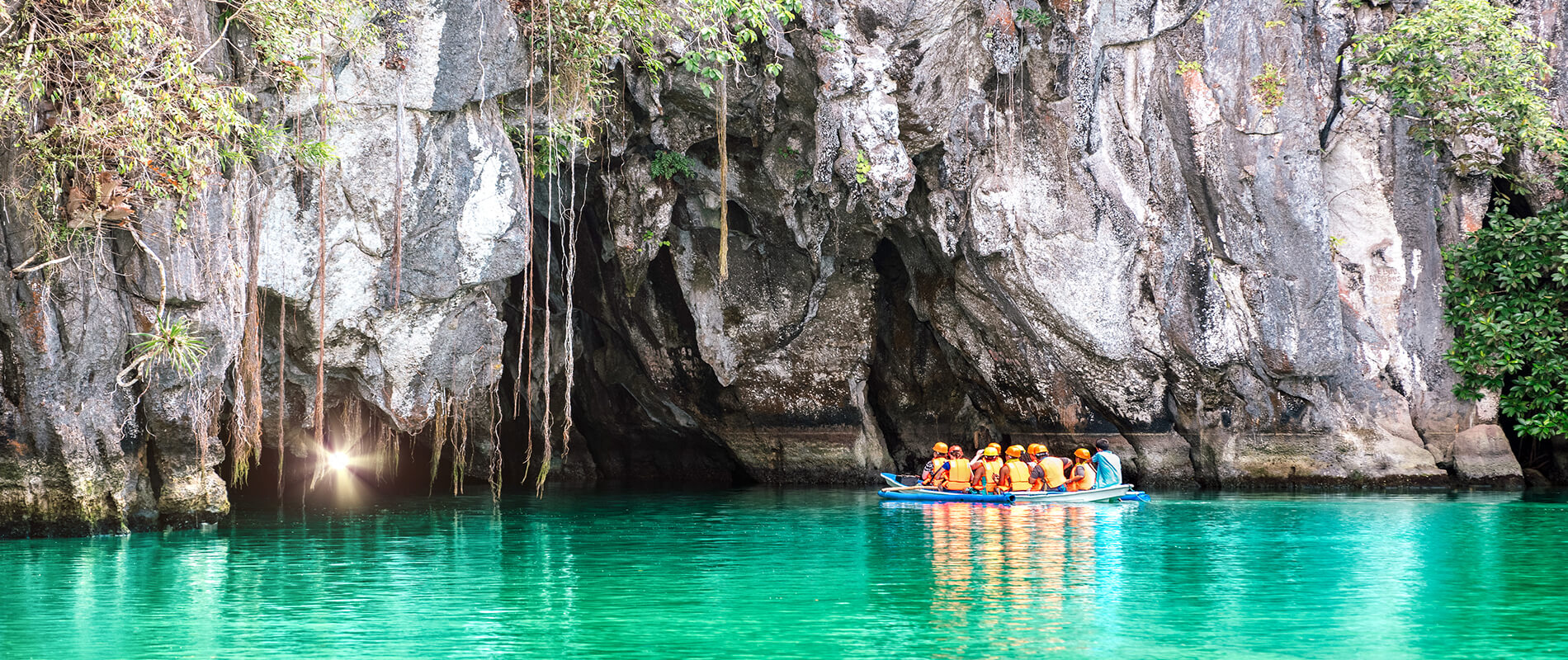 Natuturingan Cave, il tesoro sotterraneo dell'isola di Palawan