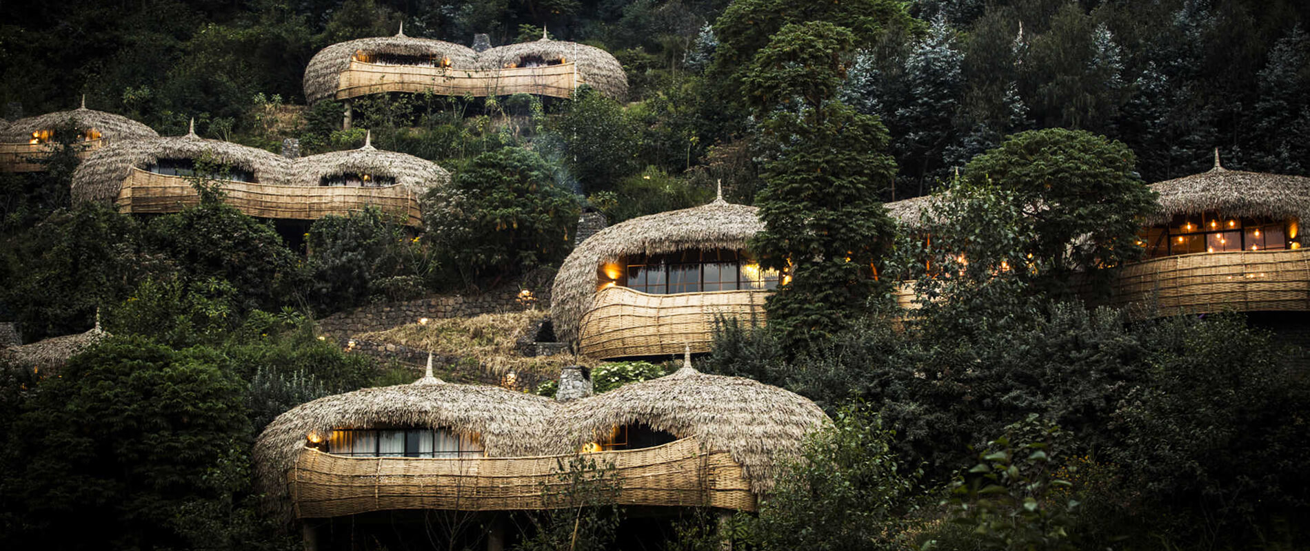 The Bisate Lodge in Rwanda, an Authentic Jewel of Eco-Sustainability