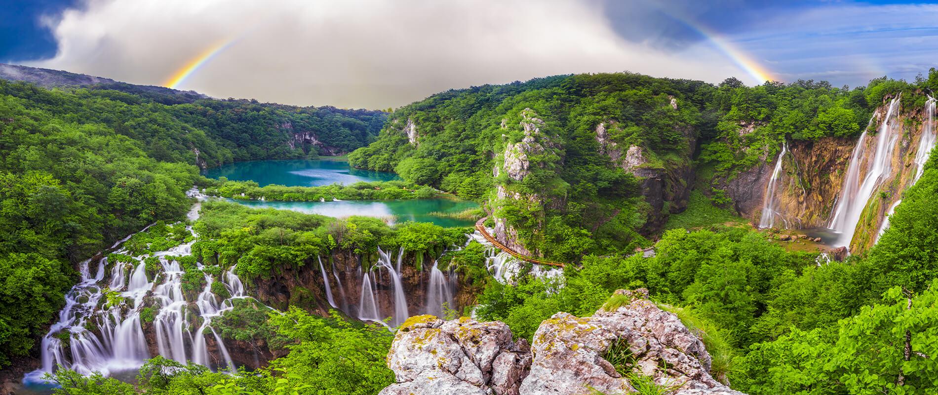 Parco nazionale dei laghi di Plitvice, paradiso naturalistico della Croazia