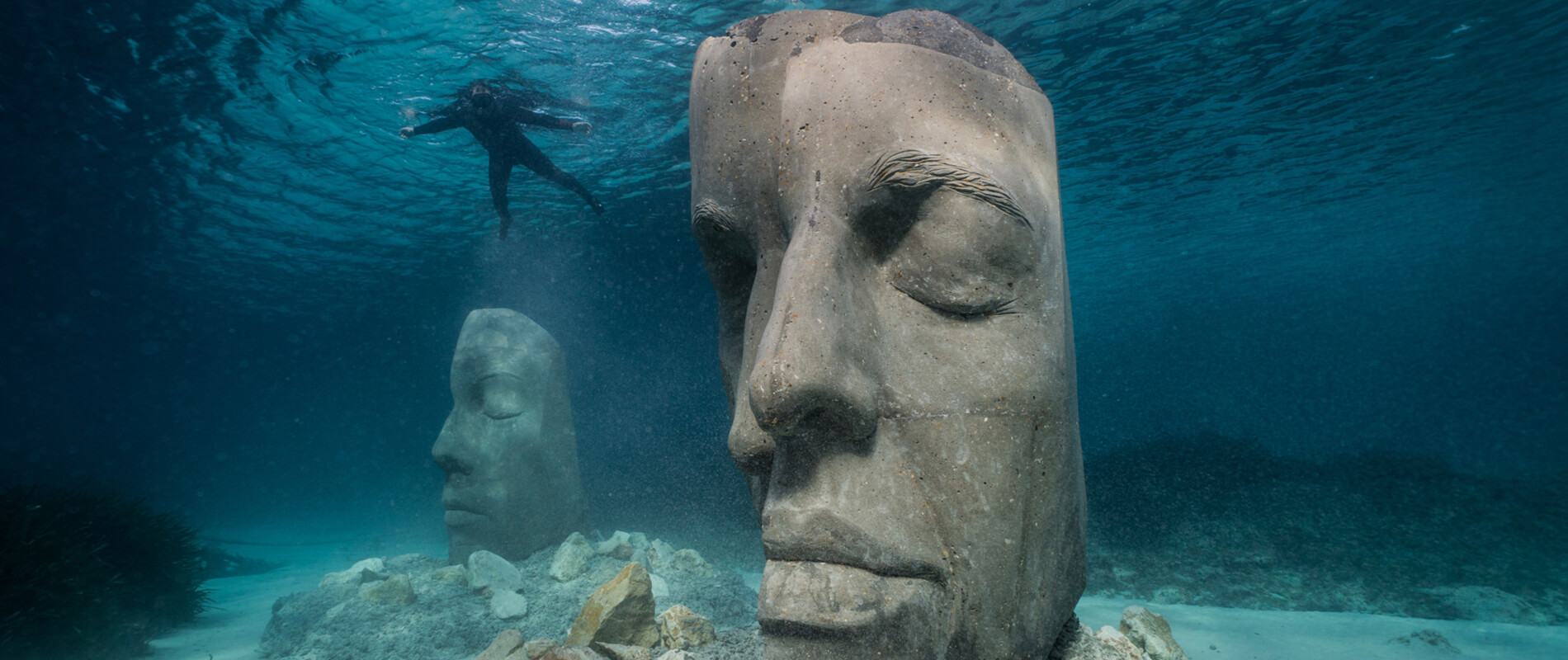 Cannes Underwater Museum, the First Underwater Art Gallery in Europe