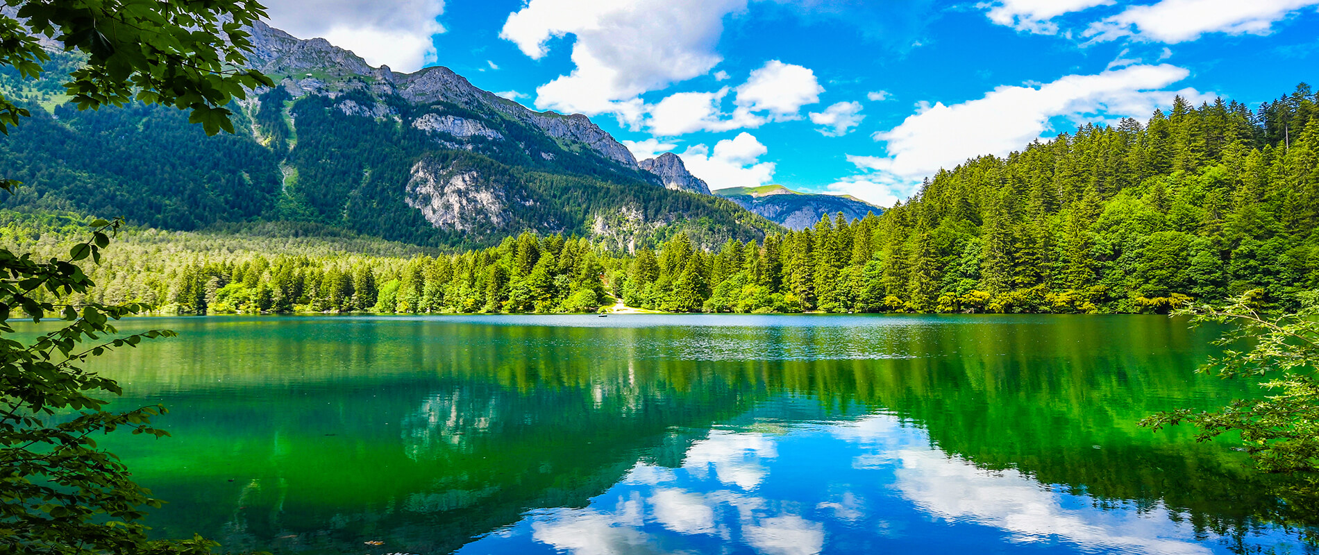 Il Lago di Tovel, gioiello naturalistico del Trentino