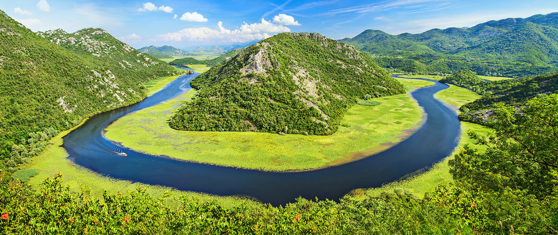 Lago di Skadar, bellezza naturale dei Balcani