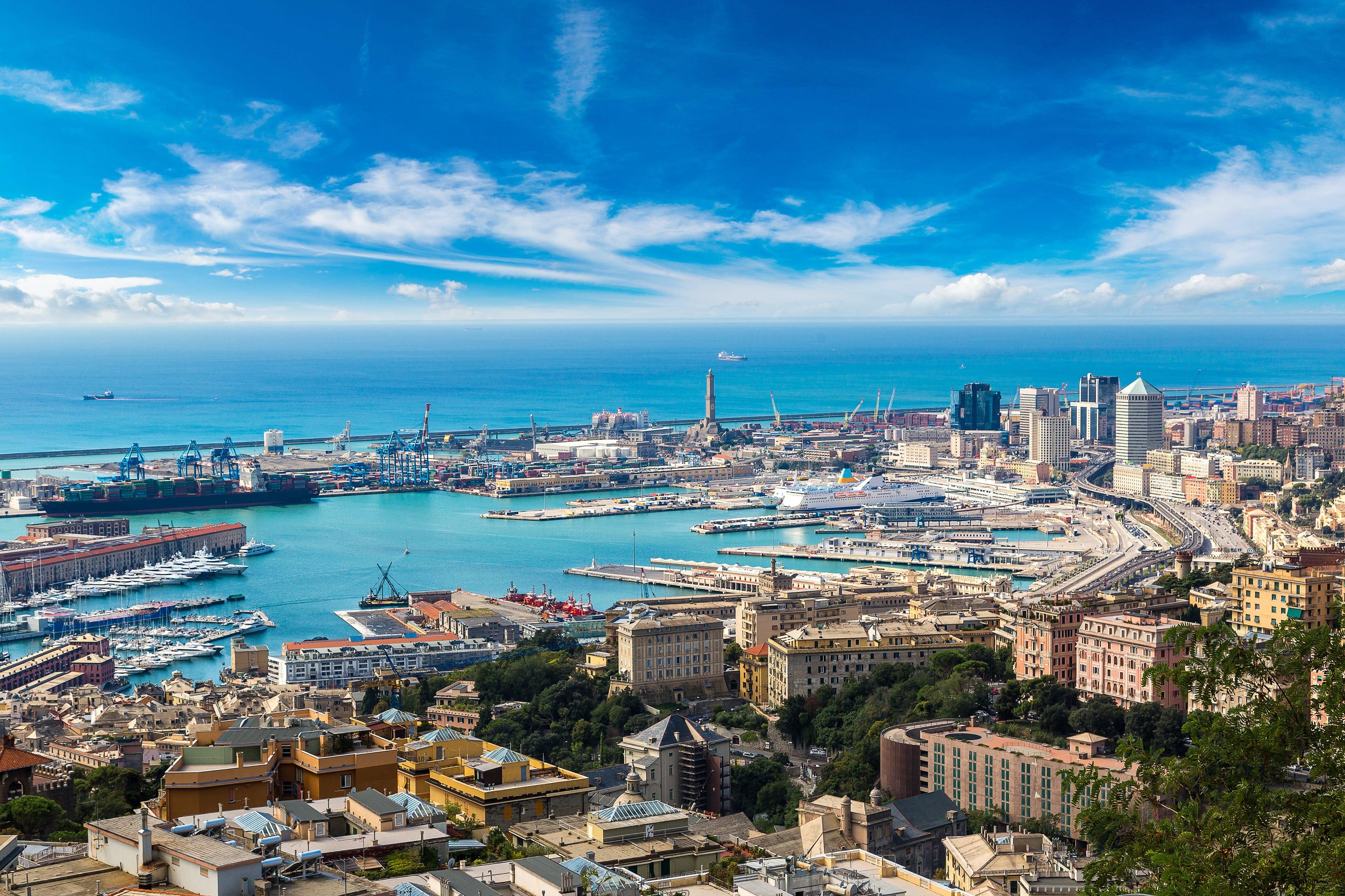 Genova: i tesori nascosti della città ligure