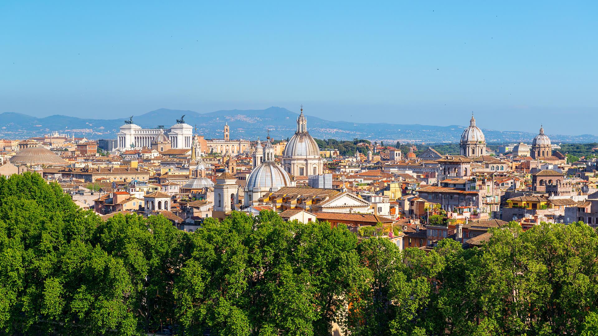 Roma: cosa vedere in un weekend a bordo di uno scooter