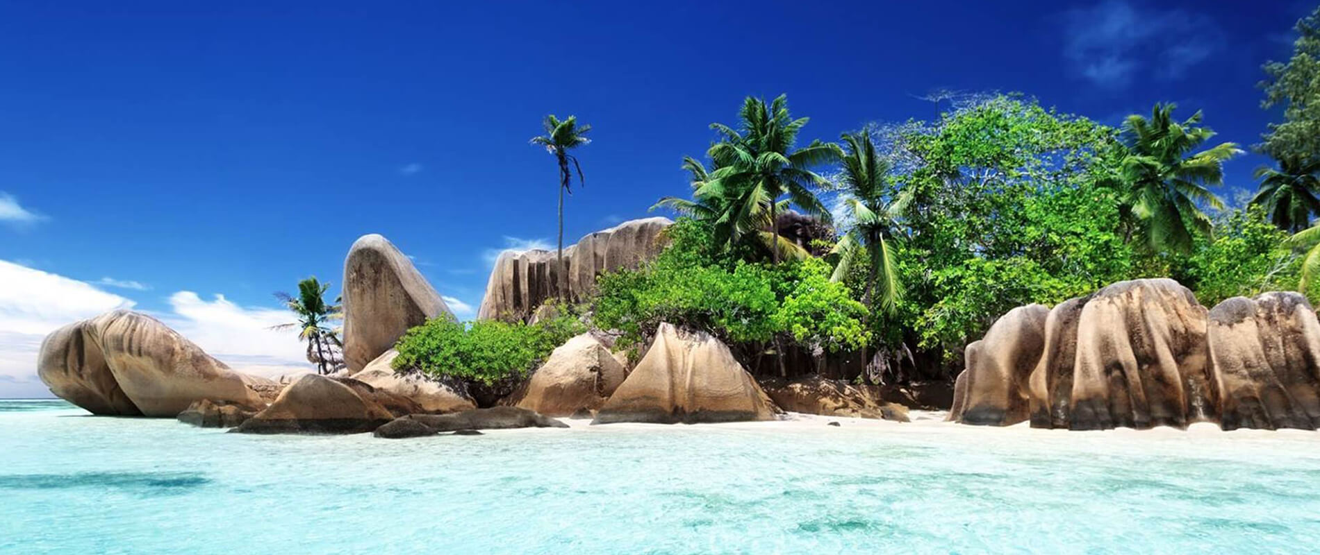 Anse Source d'Argent, the wonderful beach of the Seychelles