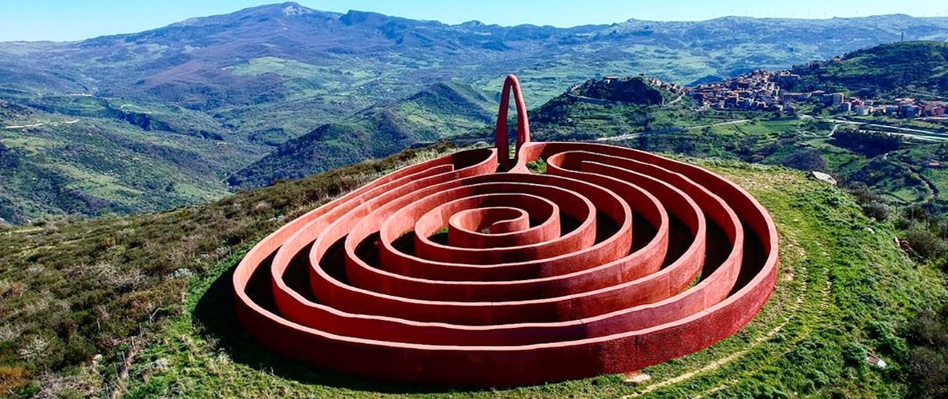 Il Labirinto di Arianna, spirale senza fine nel cuore della Sicilia